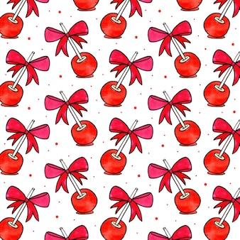Happy birthday pattern background Premium Vector