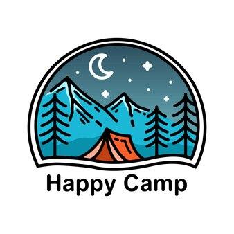 Happy camp monoline