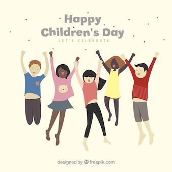 Happy children's day card