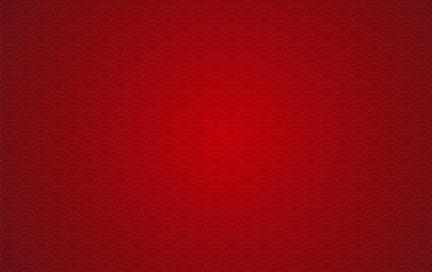Happy chinese new year of the abstract pattern background