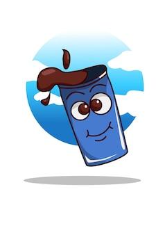 Happy cup a soda