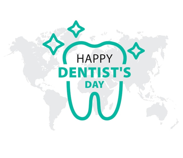 幸せな歯科医の日