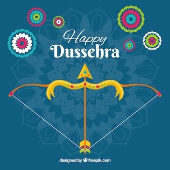 Happy dussehra background