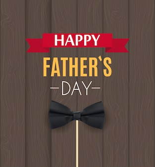 Happy fathers day background. best dad  illustration