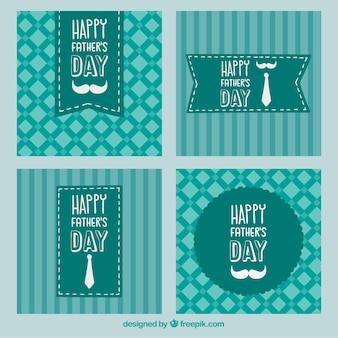 Padri felici carte giorno