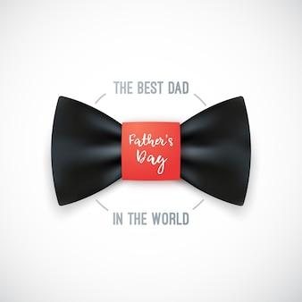 Happy fathers day. Premium Vector