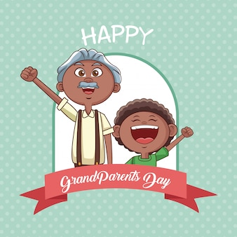 Happy grandparents day