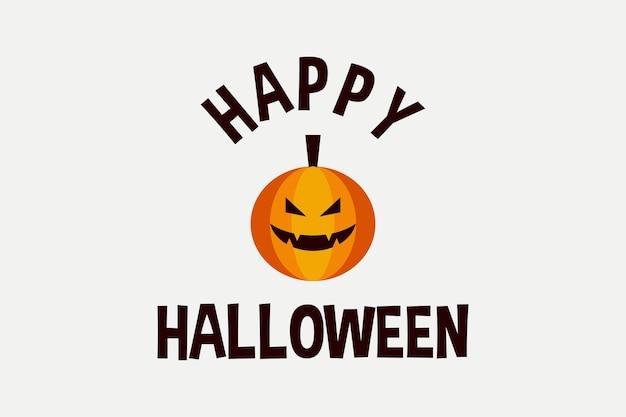 Счастливый хэллоуин баннер