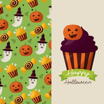 Happy halloween celebration day