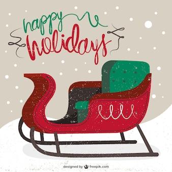 Happy holidays карты