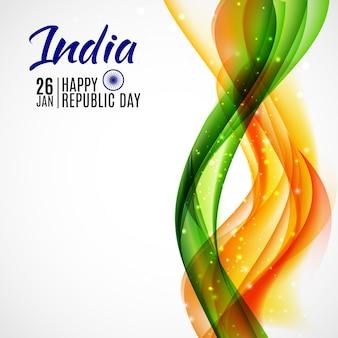 Happy india republic day26 1月。