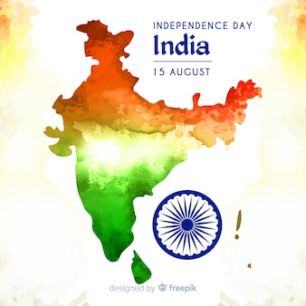 Happy indian independence day  background