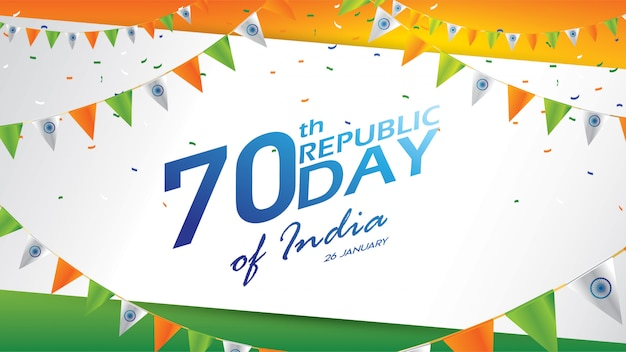 Happy indian republic day