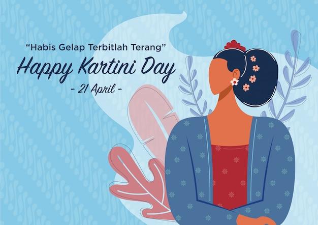Happy kartini celebration