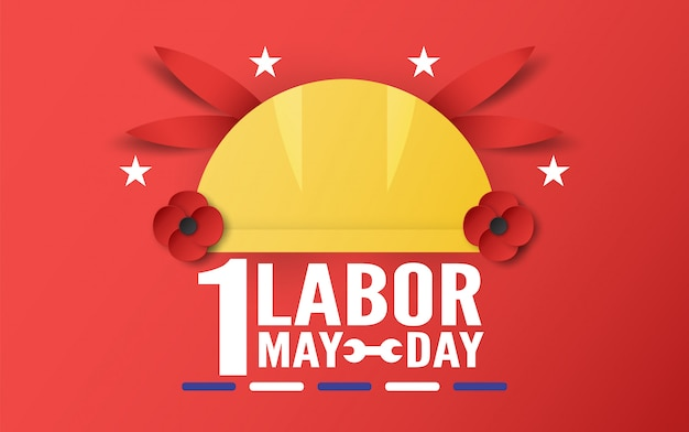 Happy labor day on 1 may.