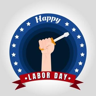 幸せな労働日(米国)
