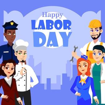 Happy laborday