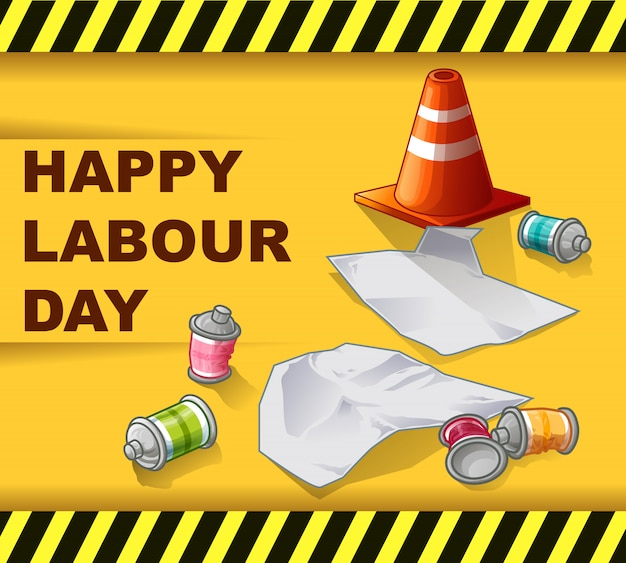 Happy labour day.