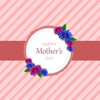 Happy mother's day bakground