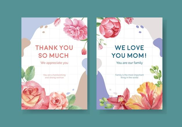 Поздравительные открытки с днем матери
