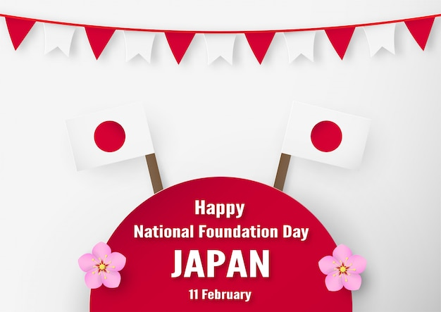 Happy national foundation day