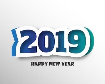 Happy new 2019 year