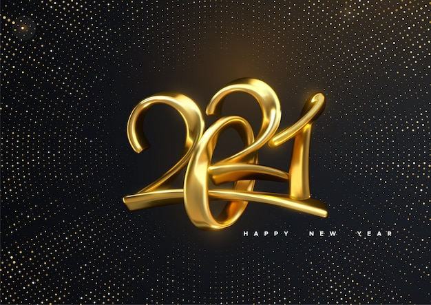 Happy new 2021 year