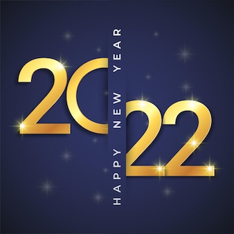 ハッピーニュー2022年の背景