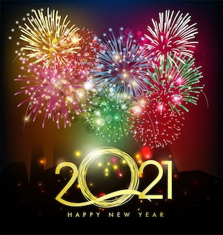 Happy new year 2021, greetings.