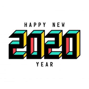 새해 복 많이 받으세요 축하 인사말 카드 일러스트