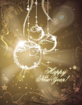새해 복 많이 받으세요 장식 장식품 그림