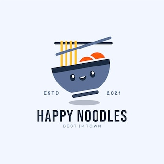 Happynoodlesロゴ