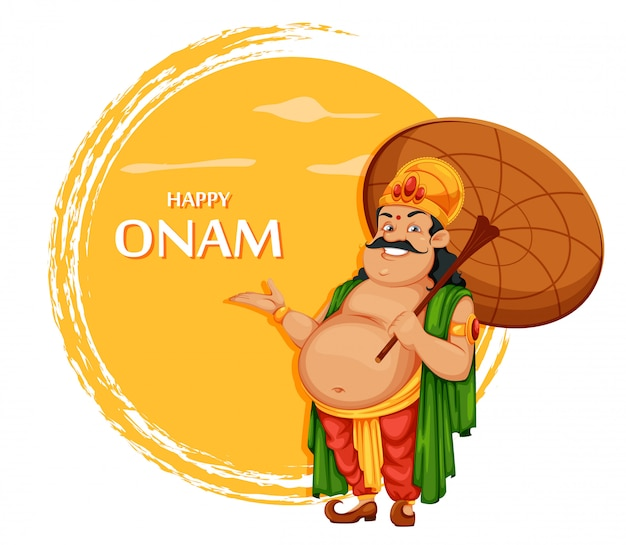 Happy onam festival in kerala