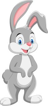 幸せなウサギの漫画