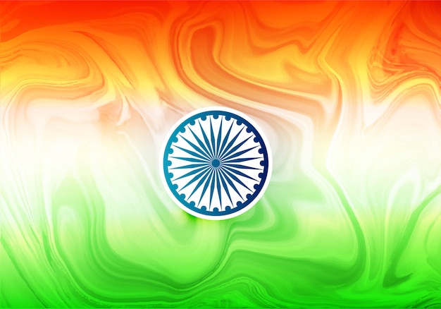 Happy republic day of india festival