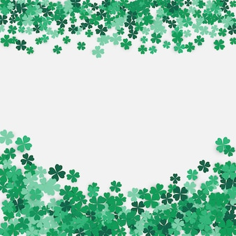 Happy saint patrick's day background