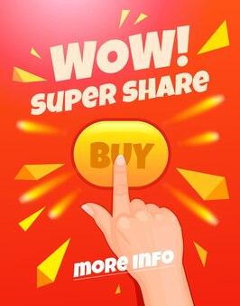 印刷用のモバイルアプリバナー割引バナーデザインウェブサイト販売ポスターデザインのハッピーセールデーまたは