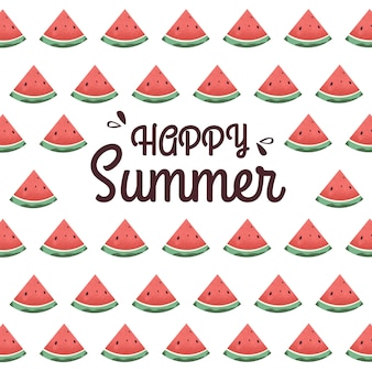 Happy_summer_background_with_watermelon
