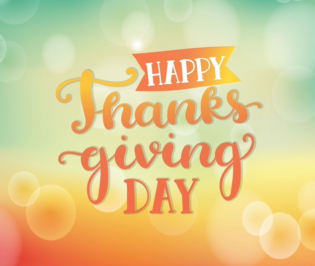 Happy thanksgiving day.