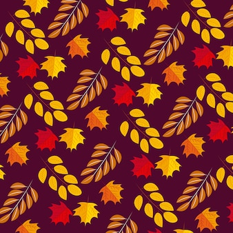 Happy thanksgiving pattern