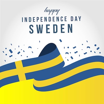 Happy uea independent day vector template design