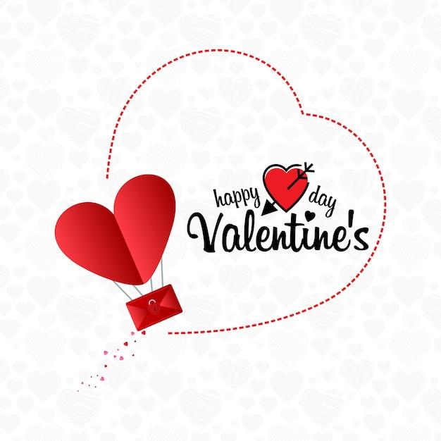 valentine day On s