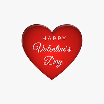 Happy valentine`s day greeting card background