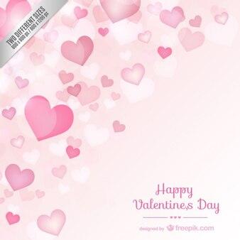 Happy valentine's day Free Vector