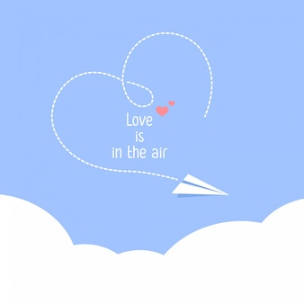 Happy valentines day love is in the air