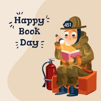 Happy world book dady