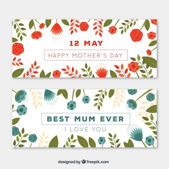 День баннеры happy матери
