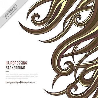 Hardressing salon background