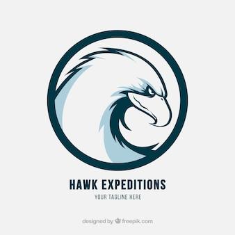 ホークスのロゴのベクトル