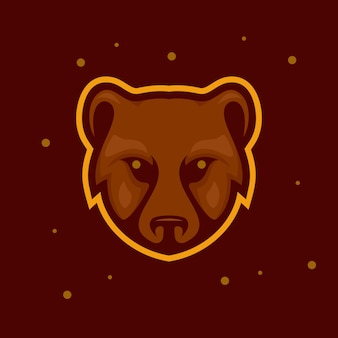 Head bear head